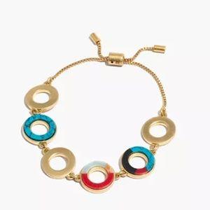 Madewell | Desert Sunset Gold Adjustable Bracelet
